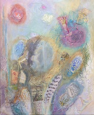 Original Mixed media painting by Claire Cooper-Walsh