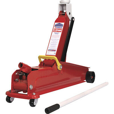 Sealey 2.25t Quick High Lift Trolley Jack 150 - 530mm Lift