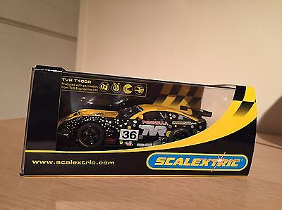 "Scalextric Car - C2591 - TVR Tuscan 400R ""peninsula"" No36 - New In Box"