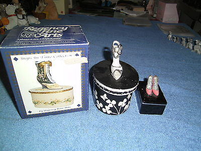Trinket Box's Boots And Shoes