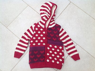 Girls Lined Jacket, Aged 4-5 Years