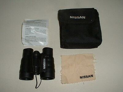 Nissan Binoculars 4 x 30mm 1000 Yards with Case