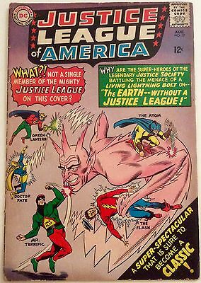 Justice League of America (1960 1st Series) #37