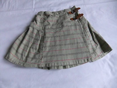 Kilt Style Skirt By Baby Gap Age 5 Years
