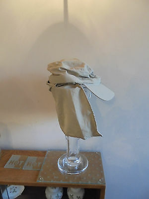 Rohan 'Mongomery' Mens Size S/M Stone Convertible Hat
