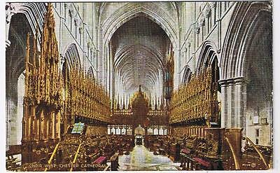 UK Postcard Choir West Chester Cathedral