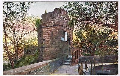 UK Postcard Chester The Water Tower RPPC