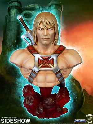 Masters Of The Universe He-Man Bust 8 Inch / Sideshow Tweeterhead