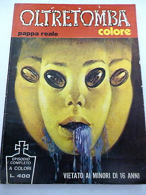 OLTRETOMBA COLORE n. 75 ( PAPPA REALE ) ed. EP