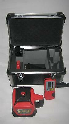 Rotary Laser Level, Tripod & Staff (FRE203)