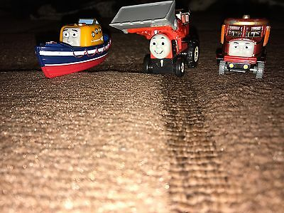 Thomas The Tank Engine Take And Play - Captain, Jack And Elizabeth