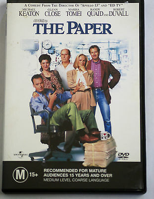 The Paper   -  Dvd