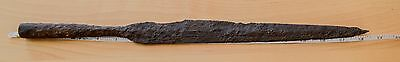 Celtic Iron Age Spear - Magnificent - Very Large