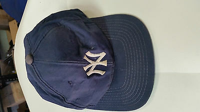 Collector Cap New York Major League Baseball Tagged Offical Merchandise Cap