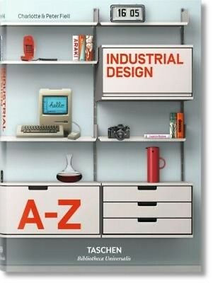 Industrial Design A-Z by Charlotte Fiell Peter Hardcover Book (English)