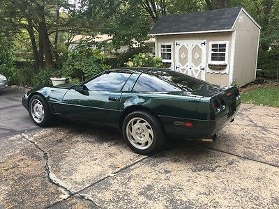 1996 Chevrolet Corvette Base 1996 Corvette C4 LT1