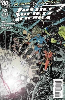 Justice Society of America (2006-2011 3rd Series) #52 VF