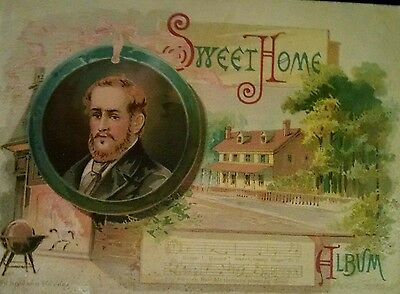 Sweet Home Soap Lithograph Album