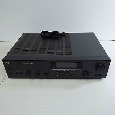 Nad 705 Stereo Receiver (Tested For Parts) Look Description (T47)