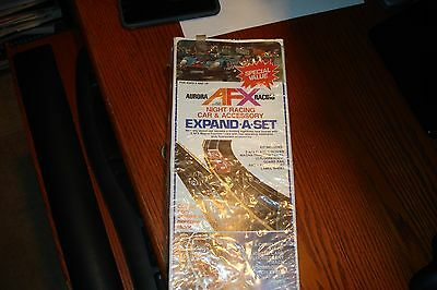 Aurora Afx Expand A Set 2 Magna-Traction Cars As Seen In Photo Nos But Opened