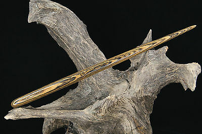 Bocote Wood Wand – Wicca Magic Druid Metaphysical Pagan Witch Wizard Potter