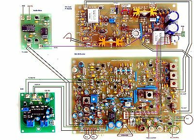 Bitx Version  3B/3C  Qrp  Ssb Tcvr Basic  Kit