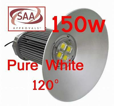 SAA 150W Light LED HighBay Lamp Industrial Factory Shopping Exhibition Warehouse