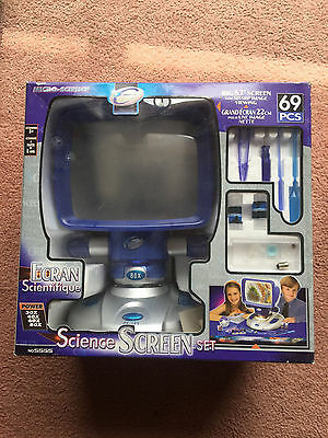 Science screen set - Kids Toy - 8years+