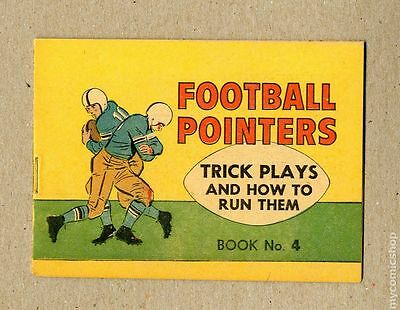 Football Pointers (1965) #4 FN/VF 7.0