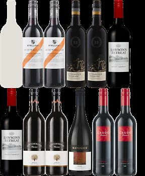 Mystery Mix Red Wines