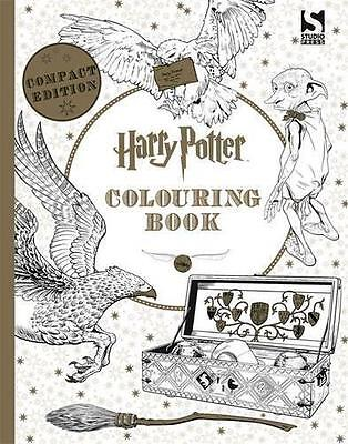 Harry Potter Colouring Book Compact Edition,  | Paperback Book | 9781783707065 |