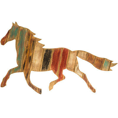 Colorful Horse Wall Decor