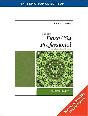 New Perspectives on Adobe Flash Cs4 (Paperback), Lopez, Luis, 9780538745499
