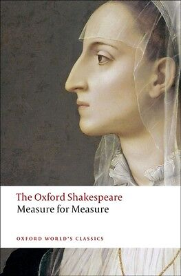 Measure for Measure: The Oxford Shakespeare (Oxford World's Classics) (Paperbac.