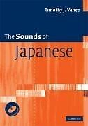 The Sounds of Japanese - Timothy J. Vance - 9780521617543 PORTOFREI