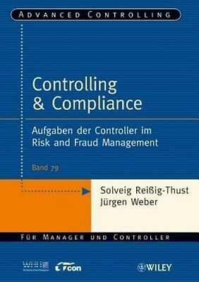 Controlling & Compliance by Solveig Reisig-thust Paperback Book (German)