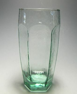 Libbey Chivalry Green Glass Cooler Tumbler(S) 16 Oz New