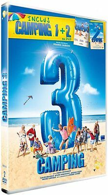 DVD Neuf / Camping 3 (inclus Camping 1 + 2)