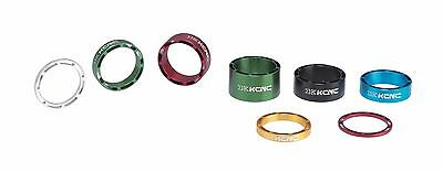 """KCNC Hollow Road Cyclocross Mountain Bicycle Bike Stem Headset Spacer 1-1/8"""""""