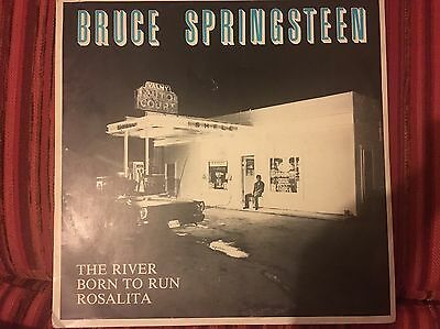 Springsteen THE River 12 Single 1981