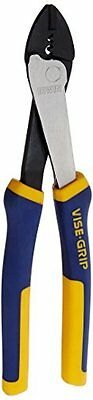 """Irwin Vise-Grip Forged Crimper 10"""" 2078310 Crimping Hand Tool Professional  New"""