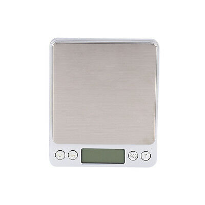 3000g*0.1g Digital Pocket Gram Kitchen Jewelry Weight Electronic Balance Scale A