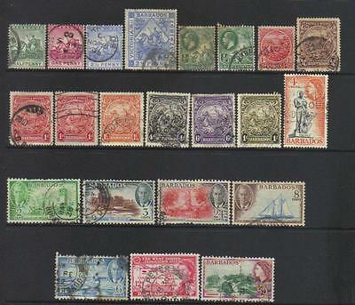 Barbados Early - Qeii Used Selection