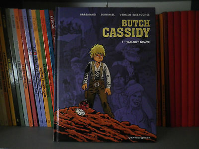 Butch Cassidy, Tome 1 : Walnut - BD COMME NEUF - Aventure/Western