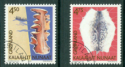 GREENLAND 2000 stamps Cultural Heritage I fine used (CTO)