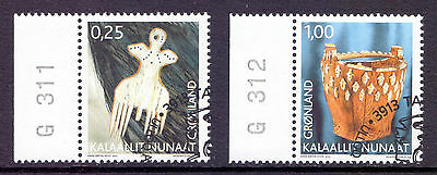 GREENLAND 2003 stamps Cultural Heritage IV fine used (CTO)
