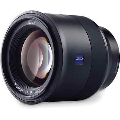 Zeiss Batis 85mm f/1.8 Sony E Mount Lens