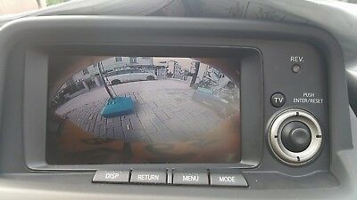 R34 GTR ER34 Skyline Rear Backup reverse  View Camera stock fitment wide angle