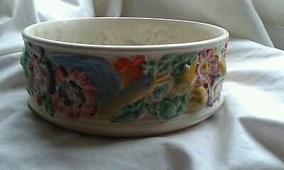 Clarice Cliff Newport Pottery Bowl