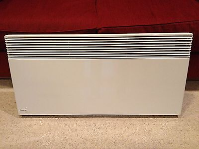 Noirot 2400w Wall Mounted Panel Heater - As New Excellent Condition!